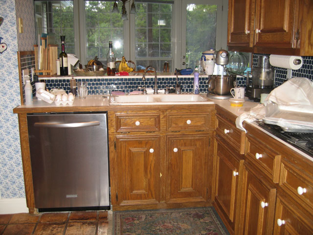 Before Kitchen-Sink