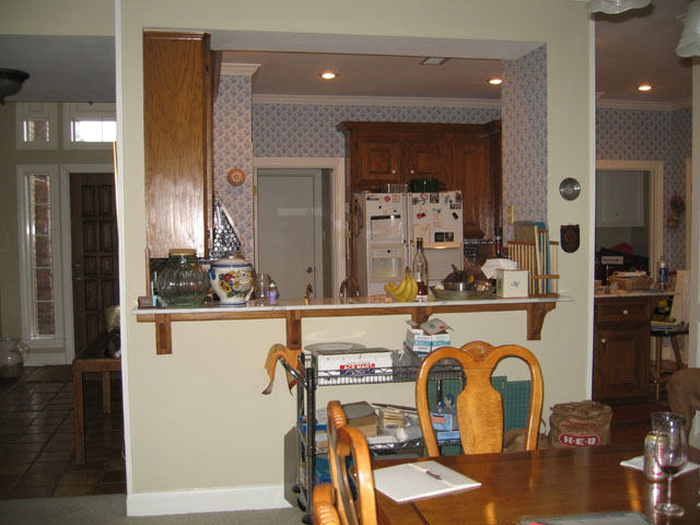 Before Kitchen-bar