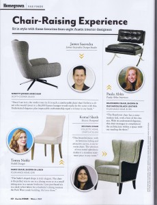 Austin Home Article-Chair