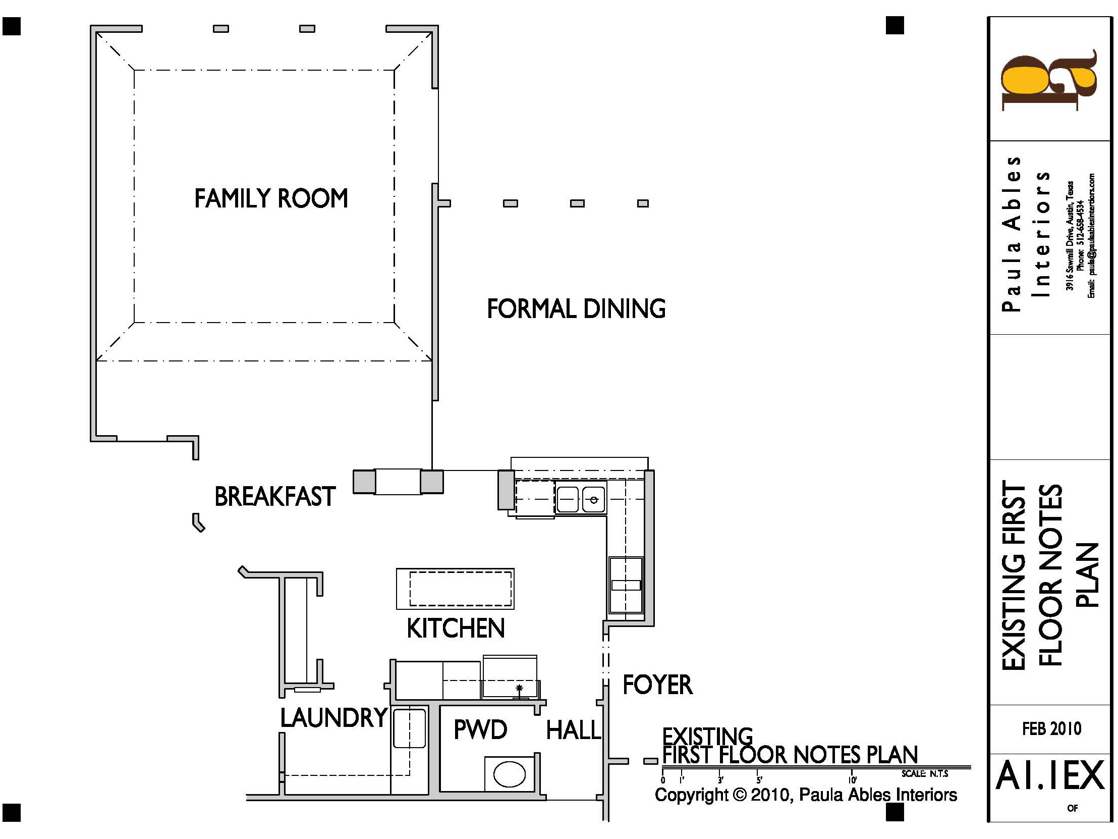 Musta Kitchen Remodel Existing Floor Plan