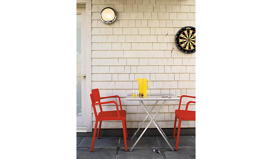 Dwr Red Chair