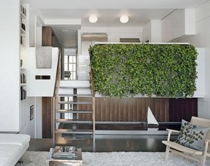 living wall system-living