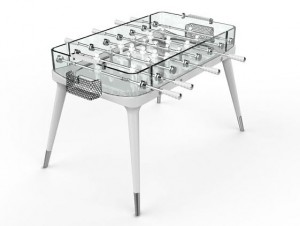Modern Foosball table for the Man Cave