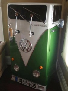 Modern Kegerator for the Man Cave