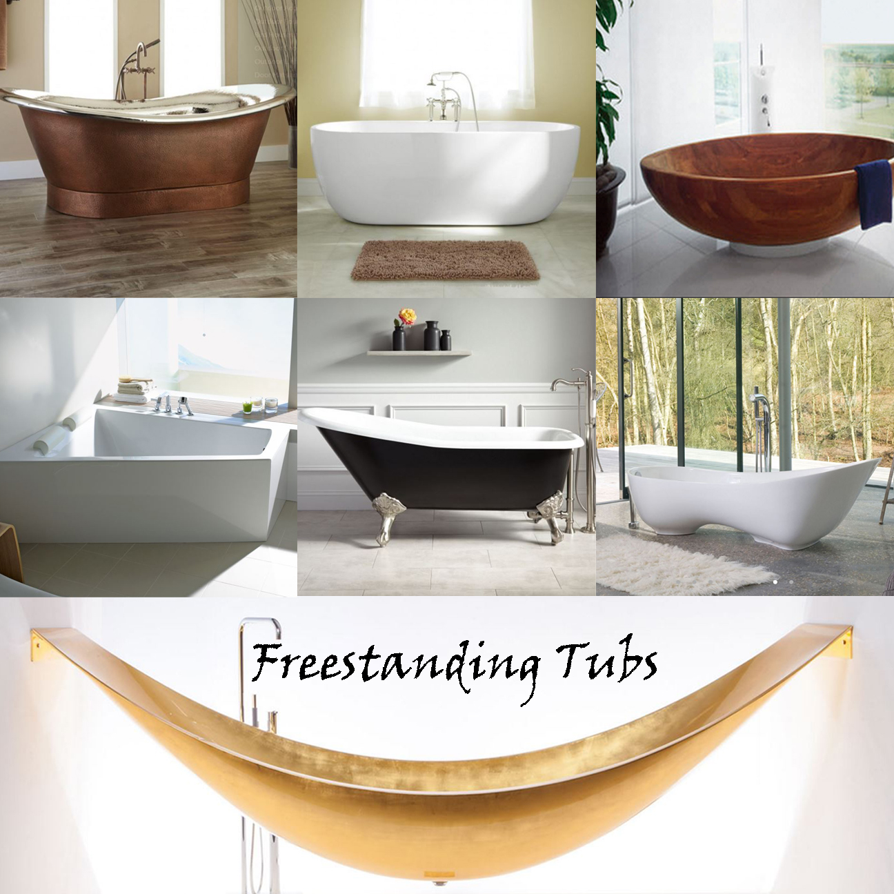 Romance with Freestanding tubs - Paula Ables Interiors