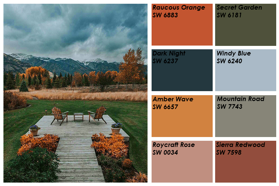 Color post october paula ables interiors for Sherwin williams color of the month october 2017