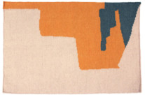 Rugs that Mimic Abstract Art