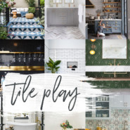Favorite Tile Trends This Summer