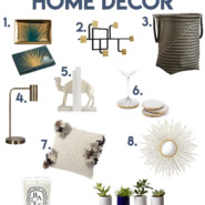 Our Favorite Under $50 Home Decor