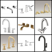 9 Stunning Faucets for your Master Bathroom