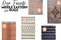 Our Favorite Middle Eastern Inspired Rugs