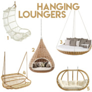 Hanging Loungers for Summer '17