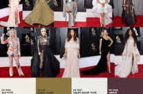 Color Inspiration: January (Grammy's Edition)
