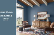 Sherwin Williams Color of the Month: Distance